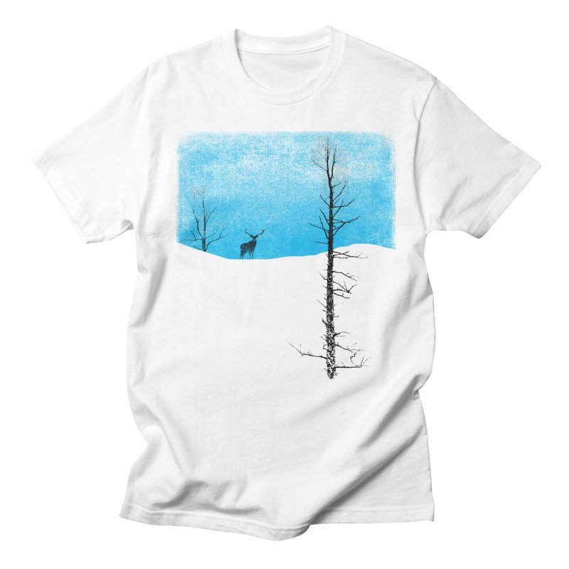 Lonely Tree Women's Unisex T-Shirt by bulo