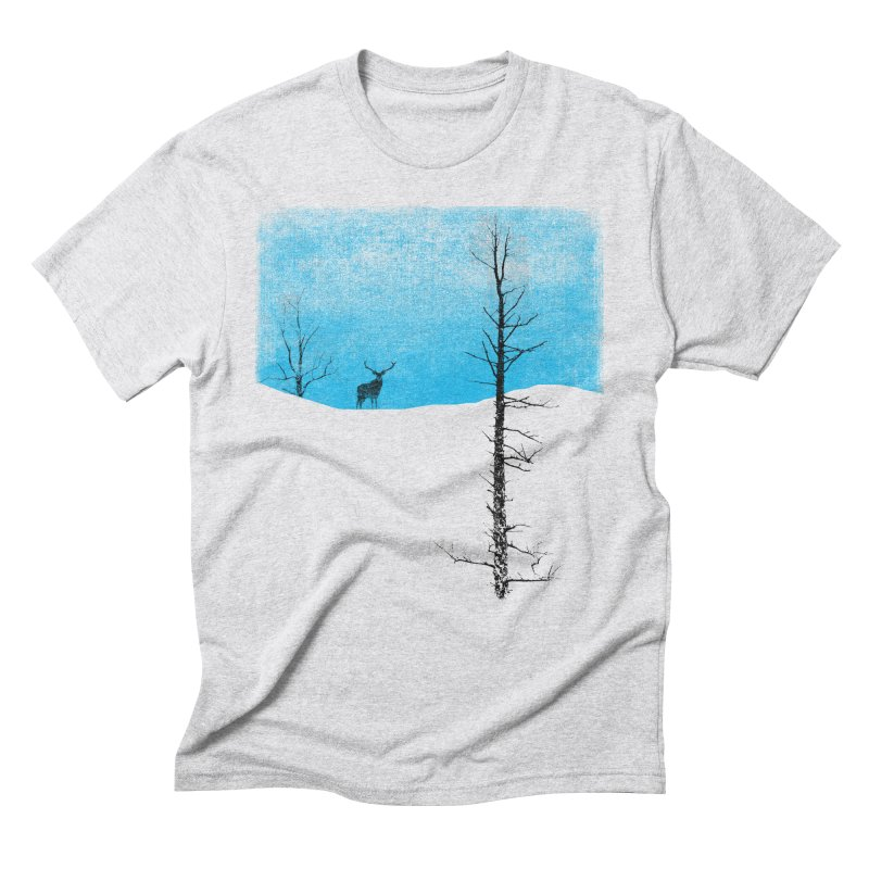 Lonely Tree Men's Triblend T-Shirt by bulo