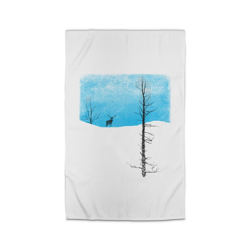 Lonely Tree Home Rug by bulo