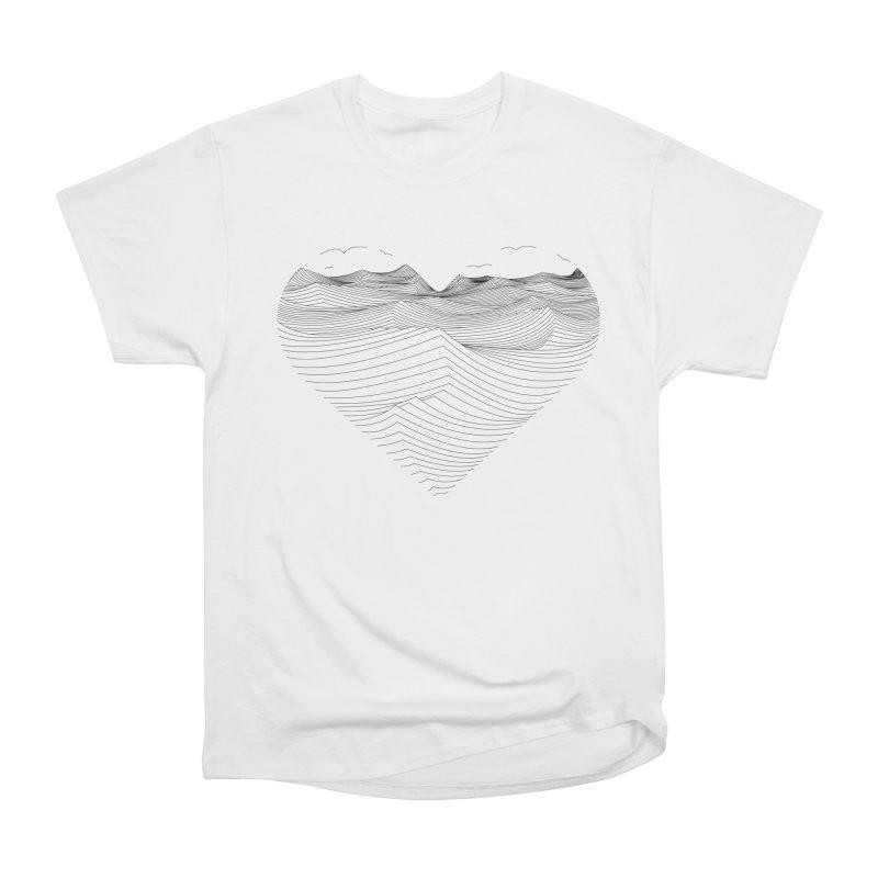 Melancholia Women's Classic Unisex T-Shirt by bulo