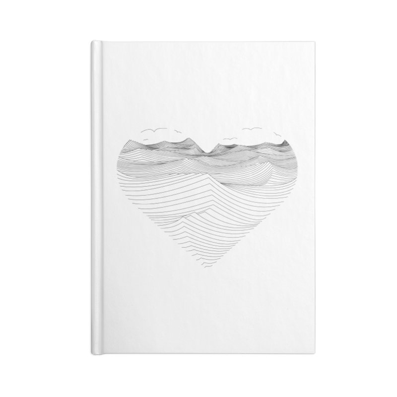 Melancholia Accessories Notebook by bulo