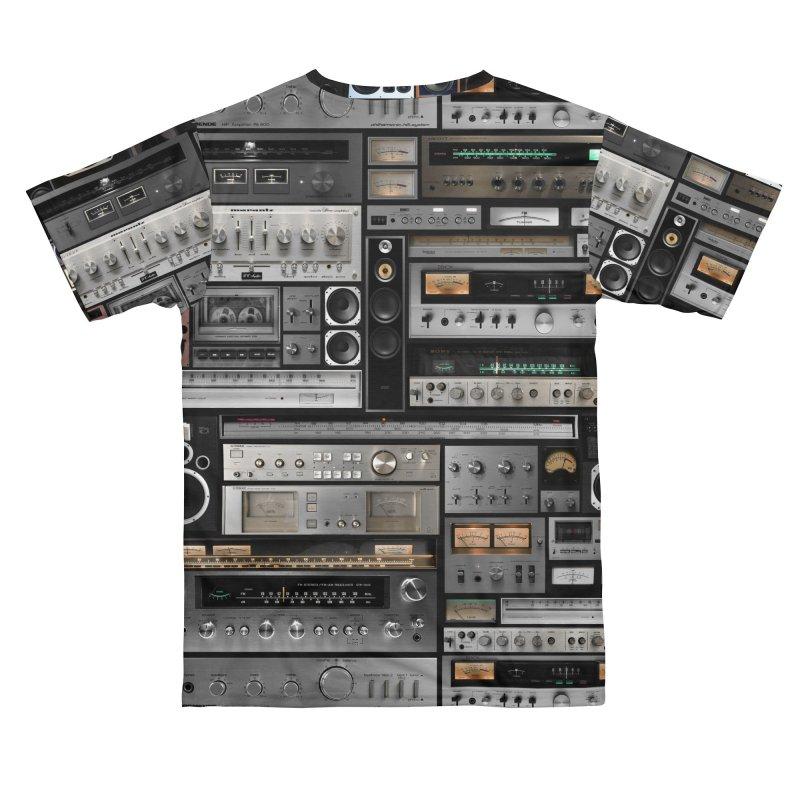 Audio Men's Cut & Sew by bulo
