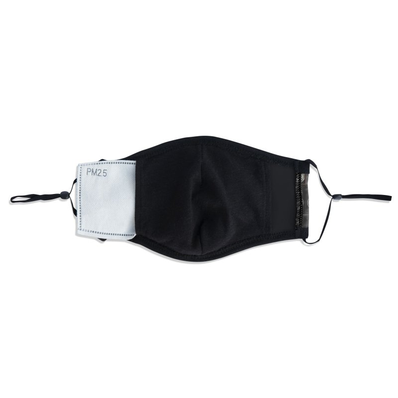 Audio Accessories Face Mask by bulo