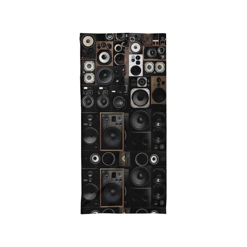 Audio Accessories Neck Gaiter by bulo