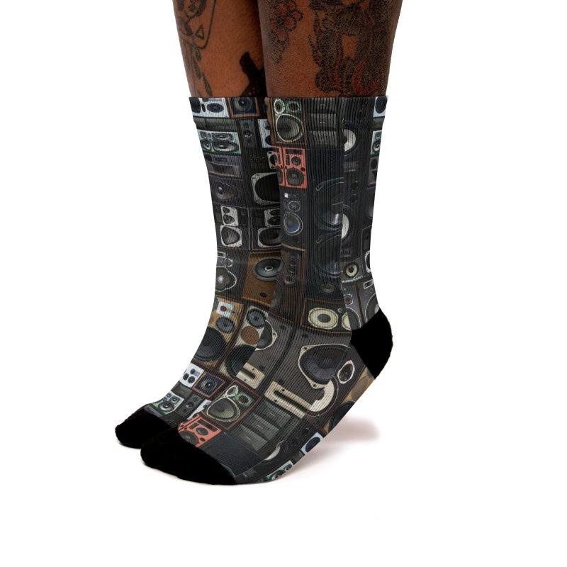 Audio Women's Socks by bulo