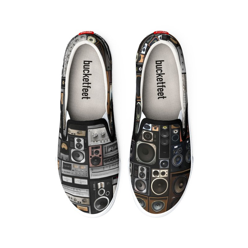 Audio Men's Shoes by bulo
