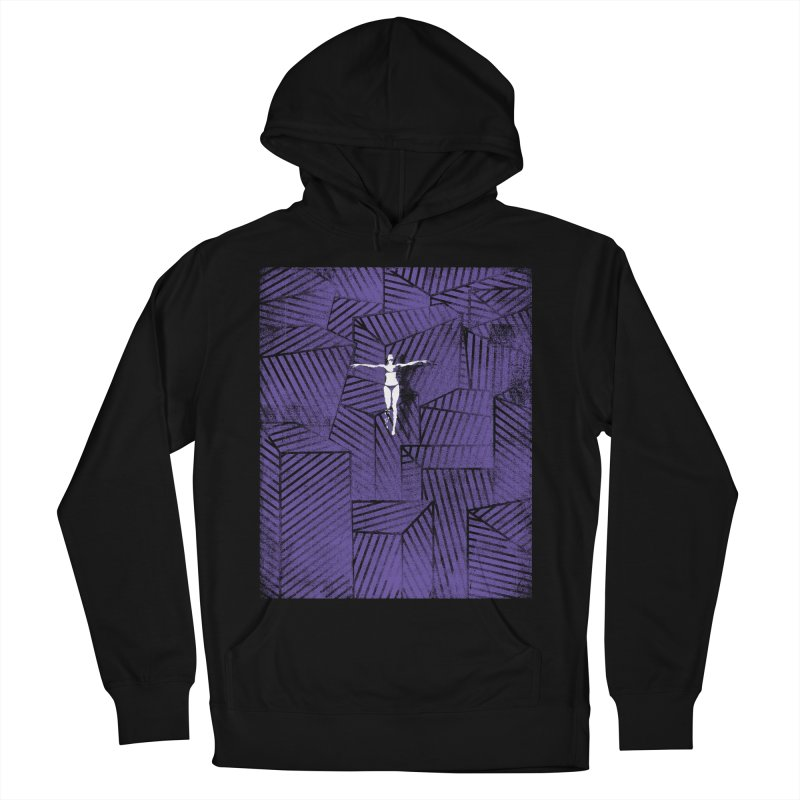 Violet and beyond Women's Pullover Hoody by bulo