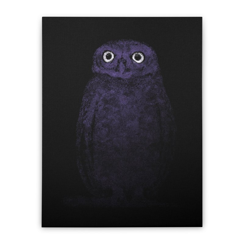 Watcher UV Home Stretched Canvas by bulo