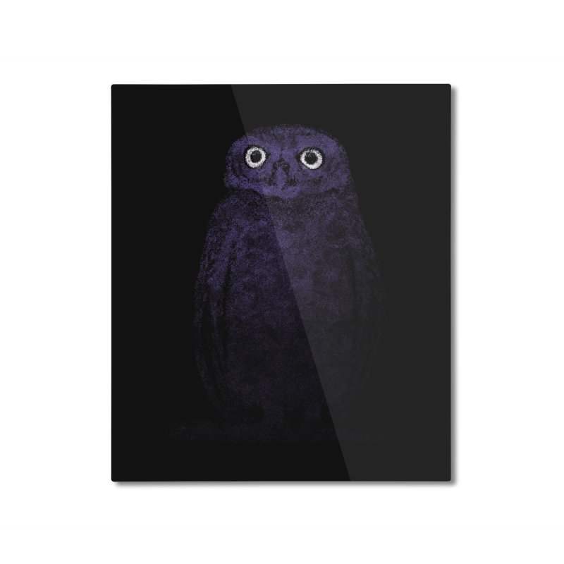 Watcher UV Home Mounted Aluminum Print by bulo