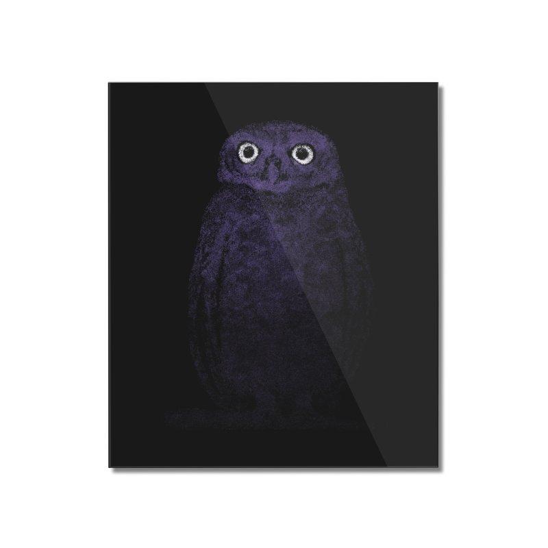 Watcher UV Home Mounted Acrylic Print by bulo