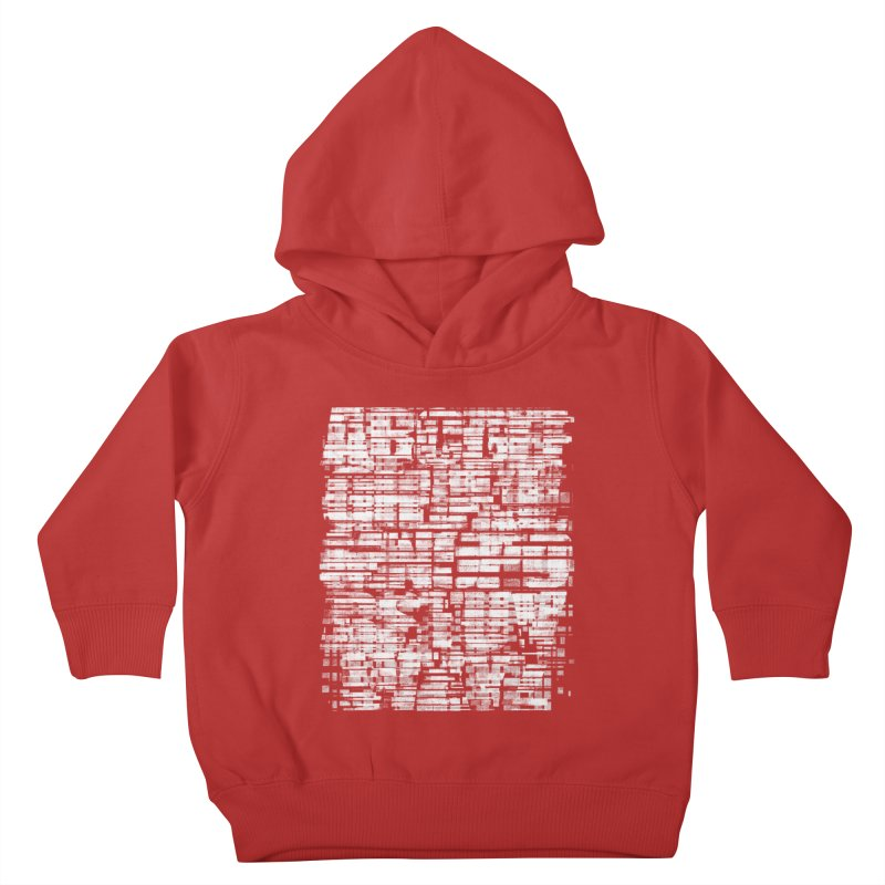 Crypto-Z Kids Toddler Pullover Hoody by bulo