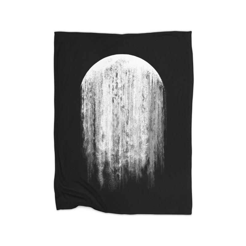 Moonfall Home Fleece Blanket by bulo