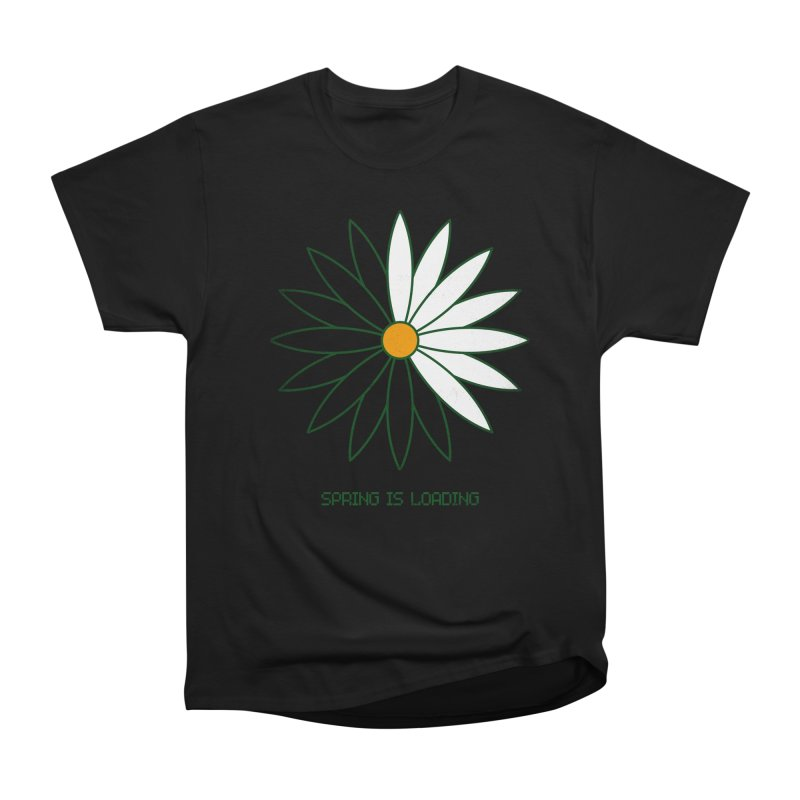 Spring is loading Women's Classic Unisex T-Shirt by bulo