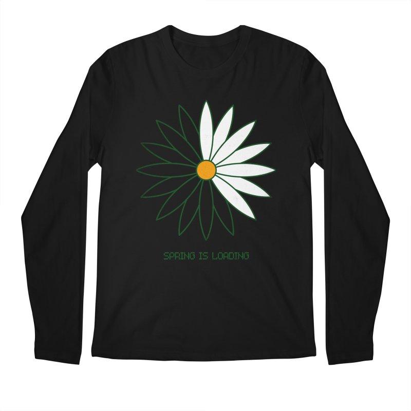 Spring is loading Men's Longsleeve T-Shirt by bulo