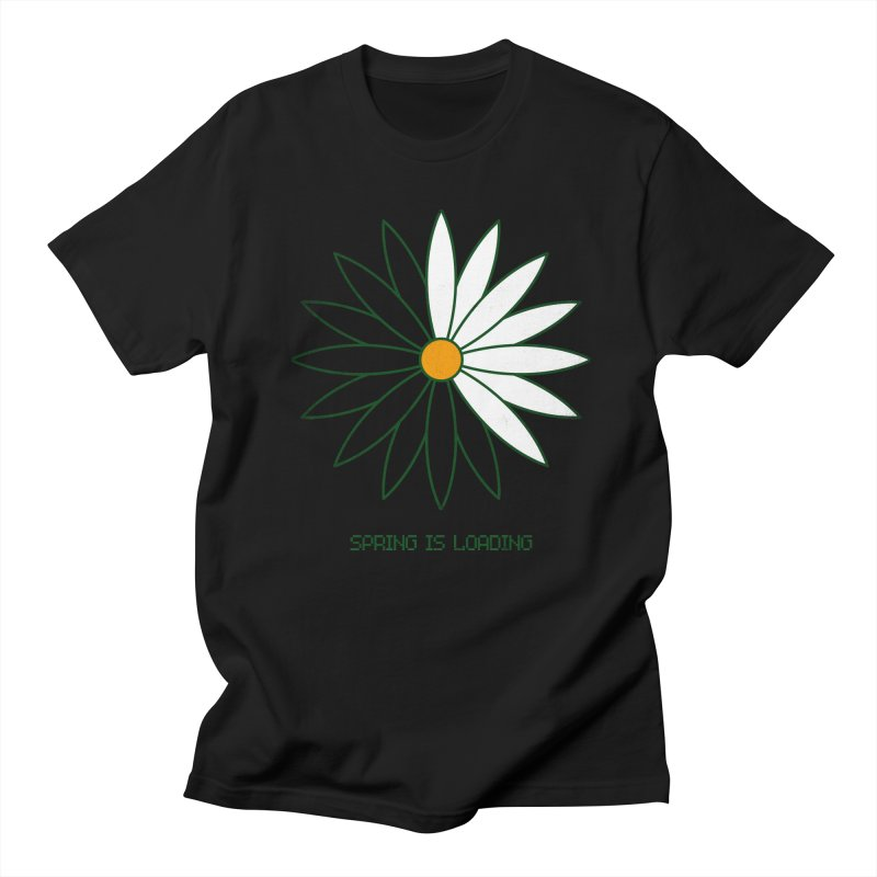 Spring is loading Women's Unisex T-Shirt by bulo