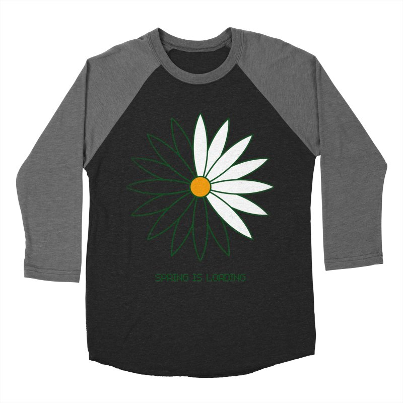 Spring is loading Men's Baseball Triblend T-Shirt by bulo