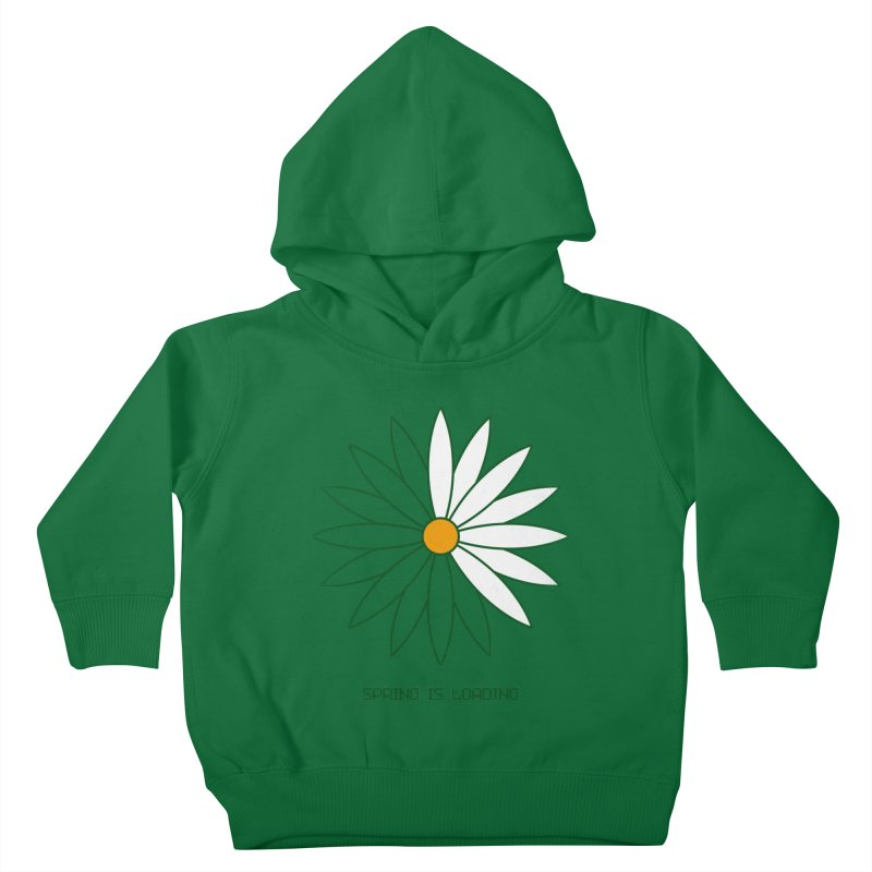 Spring is loading Kids Toddler Pullover Hoody by bulo