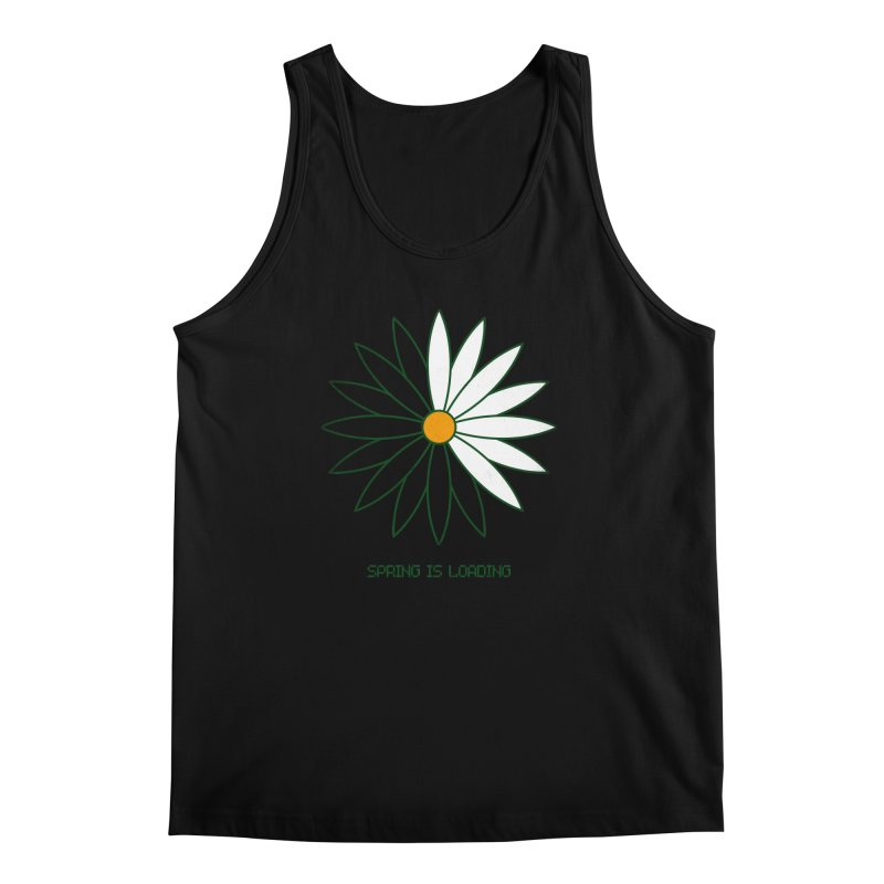 Spring is loading Men's Tank by bulo