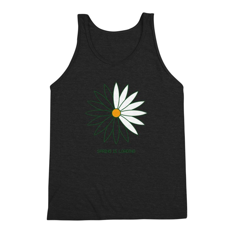 Spring is loading Men's Triblend Tank by bulo