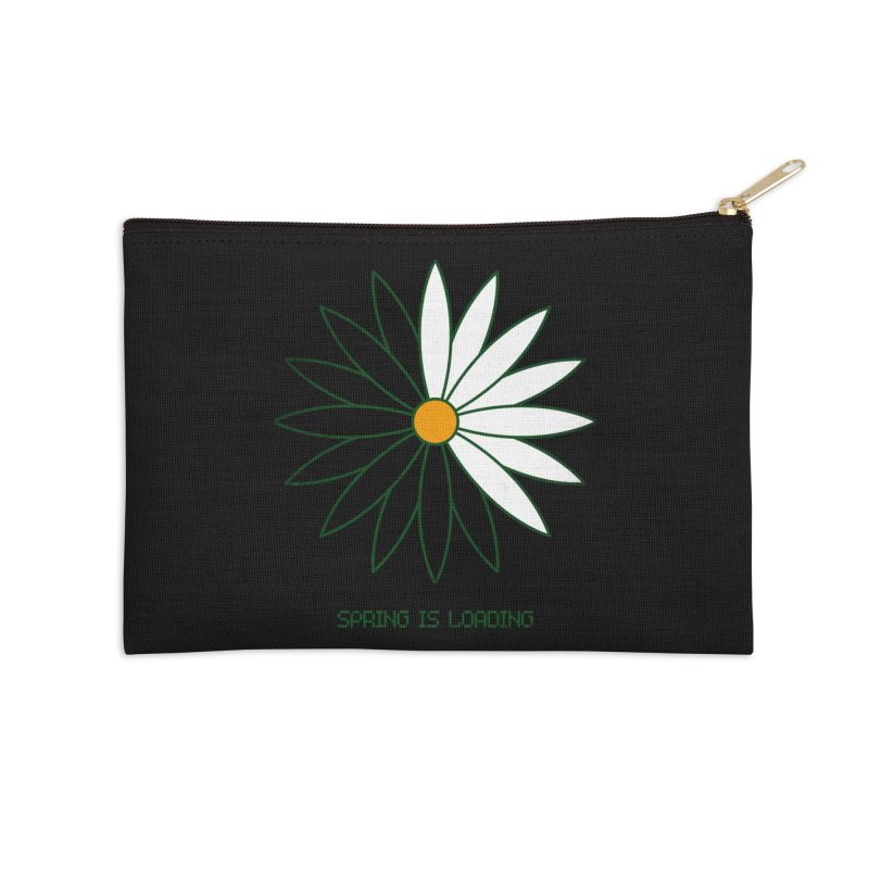 Spring is loading Accessories Zip Pouch by bulo