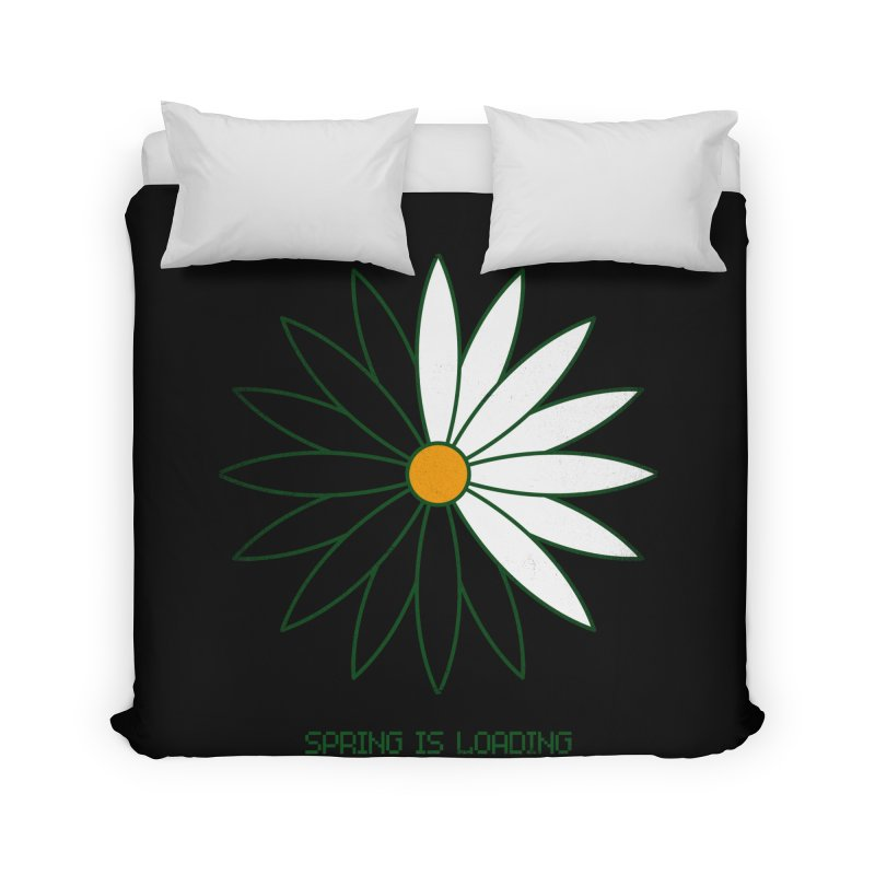 Spring is loading Home Duvet by bulo