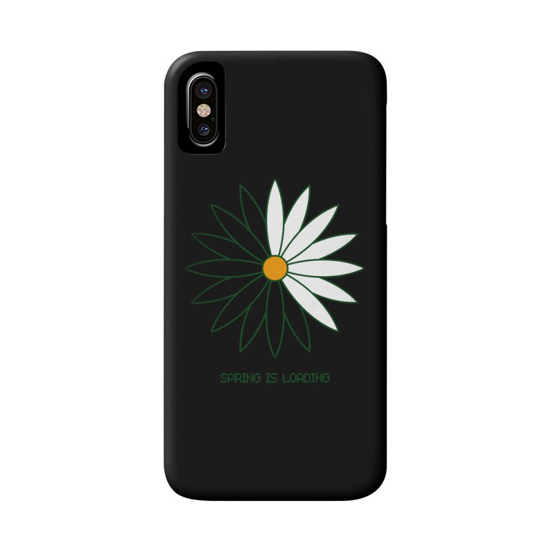 Spring is loading Accessories Phone Case by bulo