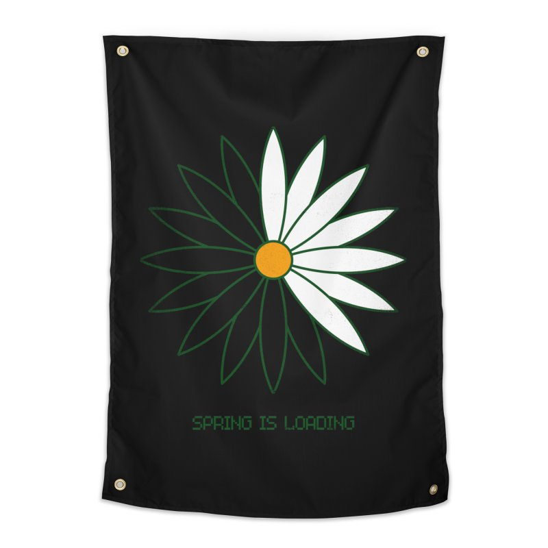 Spring is loading Home Tapestry by bulo