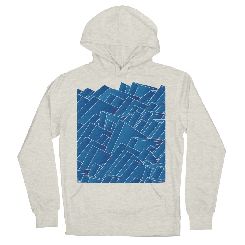 Waves Men's Pullover Hoody by bulo