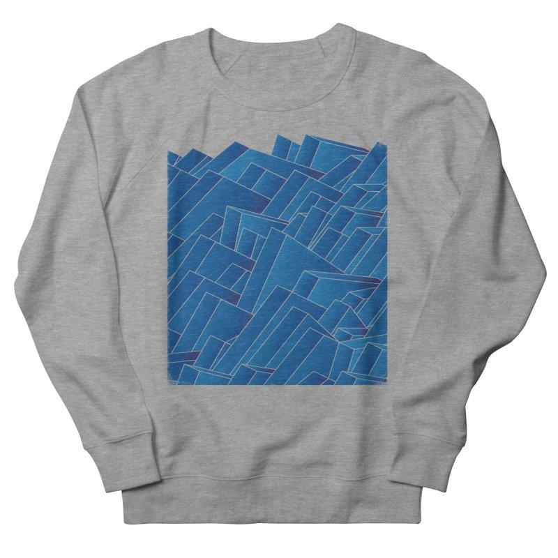 Waves Women's Sweatshirt by bulo