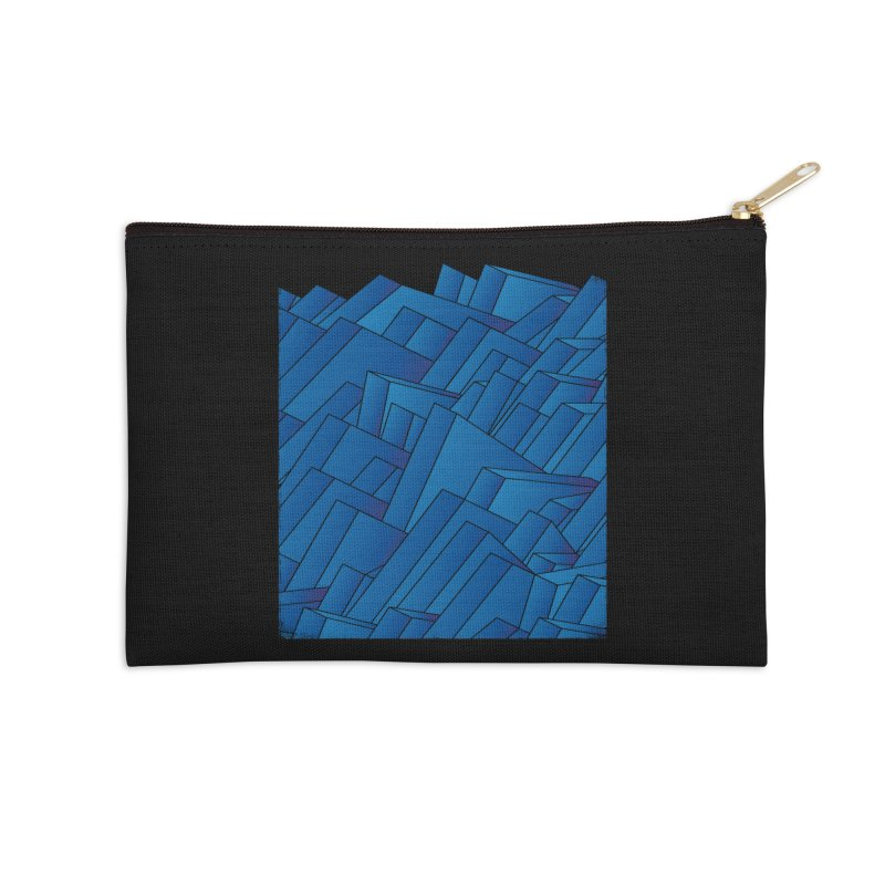 Waves Accessories Zip Pouch by bulo