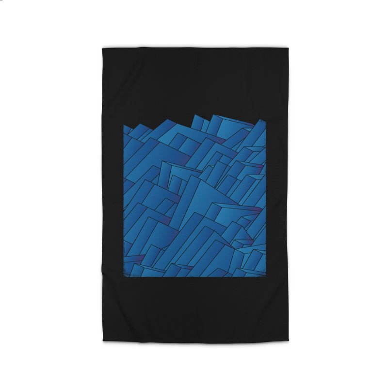 Waves Home Rug by bulo