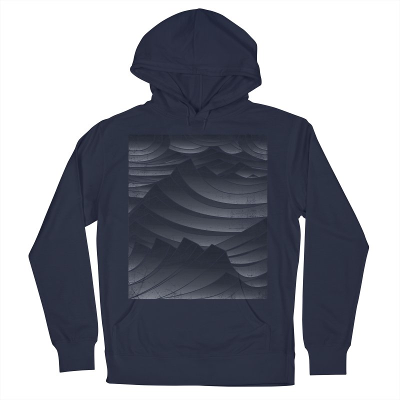 Waves Women's Pullover Hoody by bulo