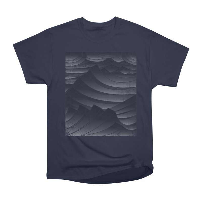 Waves Men's Classic T-Shirt by bulo