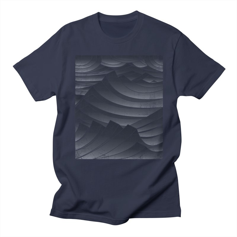 Waves Women's Unisex T-Shirt by bulo