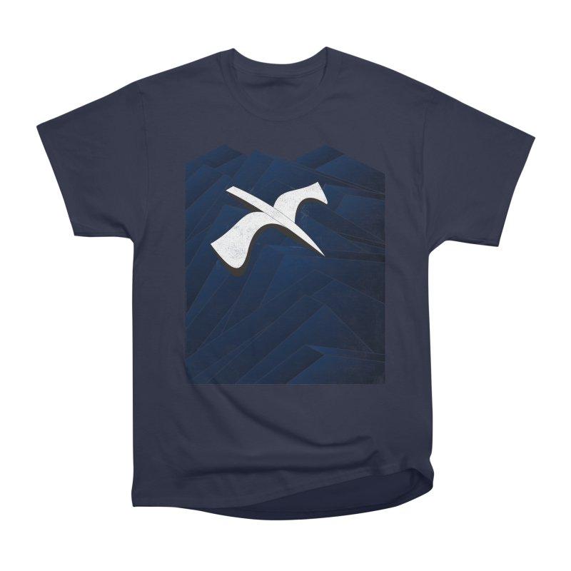 Isometric Blues Women's Classic Unisex T-Shirt by bulo