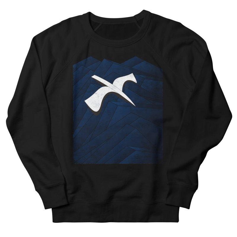 Isometric Blues Women's Sweatshirt by bulo