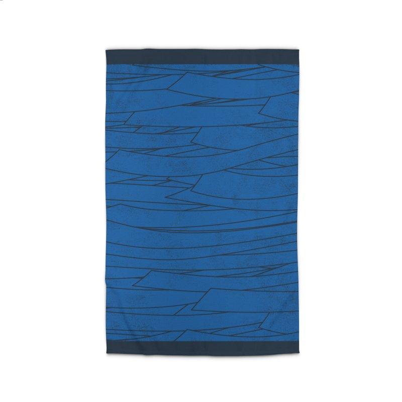 Deep Blue Home Rug by bulo