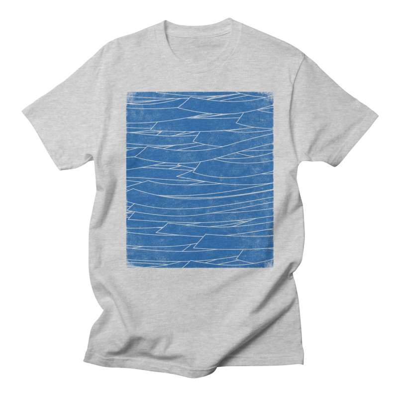 Deep Blue Women's Unisex T-Shirt by bulo