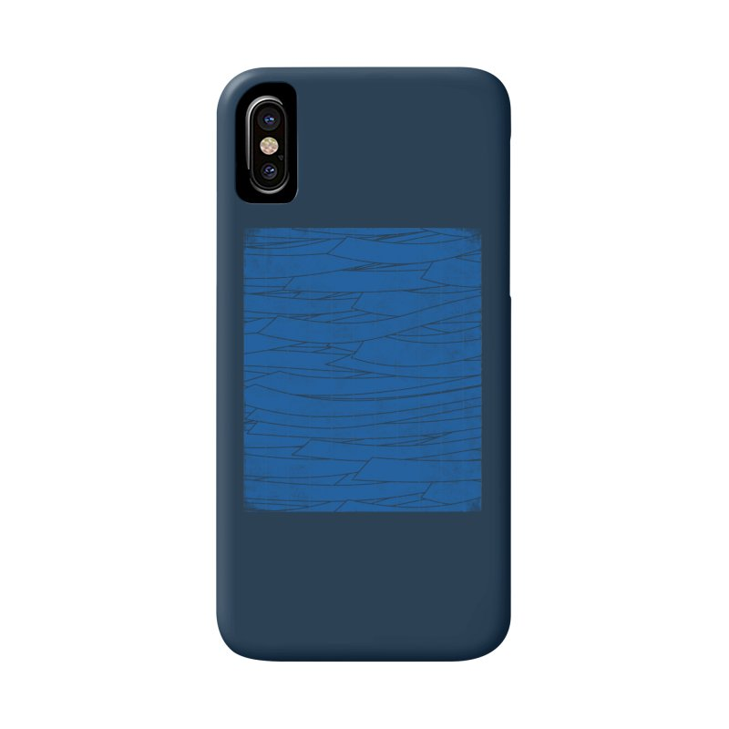 Deep Blue Accessories Phone Case by bulo