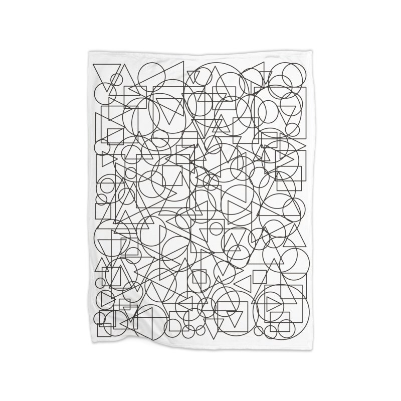 Simple Chaos Home Blanket by bulo
