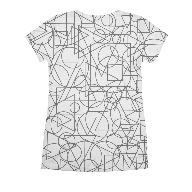 Simple Chaos Women's All Over Print by bulo
