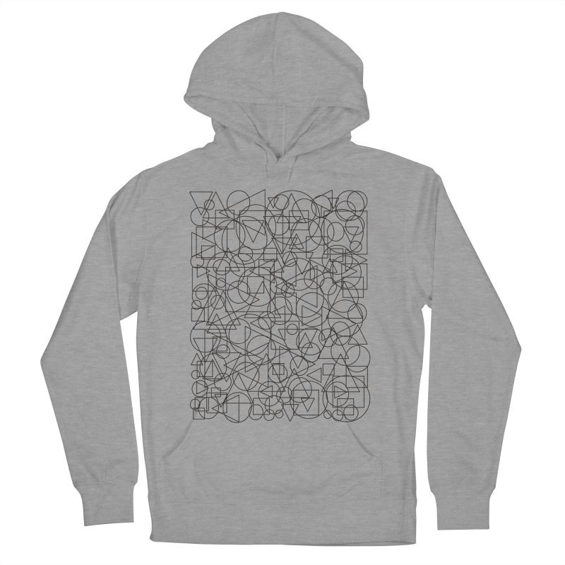 Simple Chaos Men's Pullover Hoody by bulo