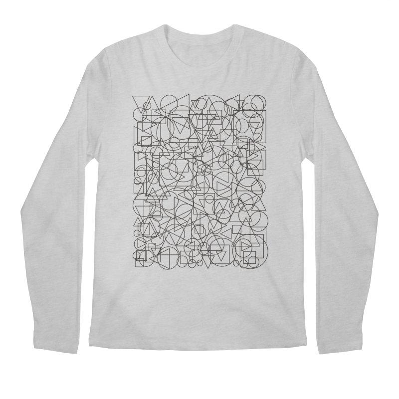Simple Chaos Men's Longsleeve T-Shirt by bulo