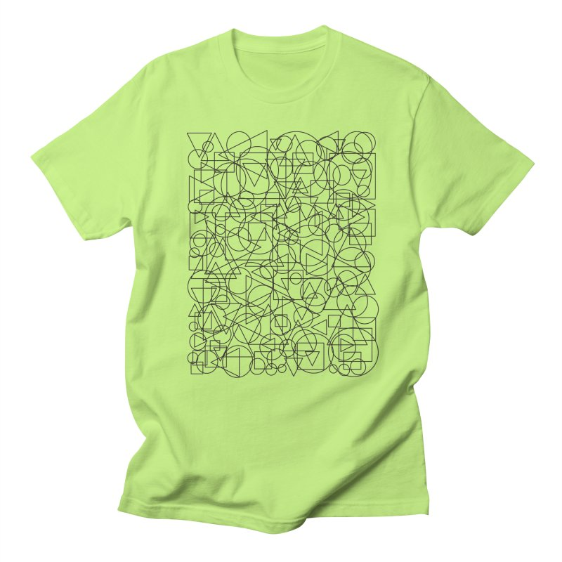 Simple Chaos Women's Unisex T-Shirt by bulo