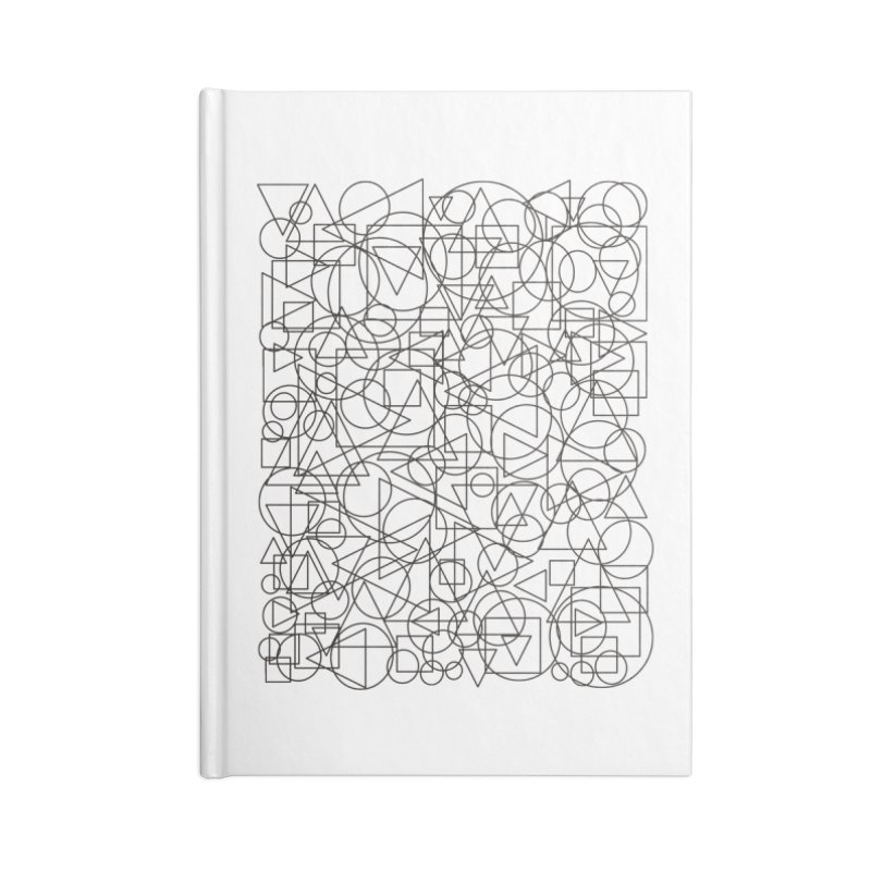 Simple Chaos Accessories Notebook by bulo