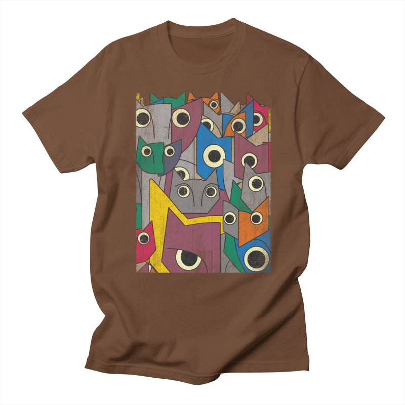Cubicats Mix Men's T-Shirt by bulo