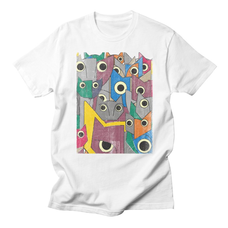 Cubicats Mix Women's Unisex T-Shirt by bulo