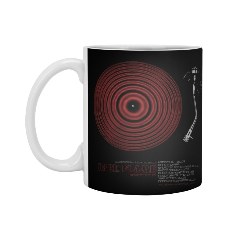 Dark Flame Accessories Mug by bulo