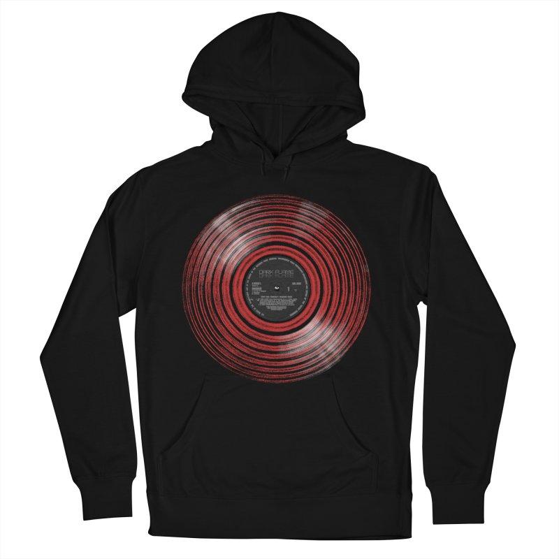 Dark Flame Vinyl Women's Pullover Hoody by bulo