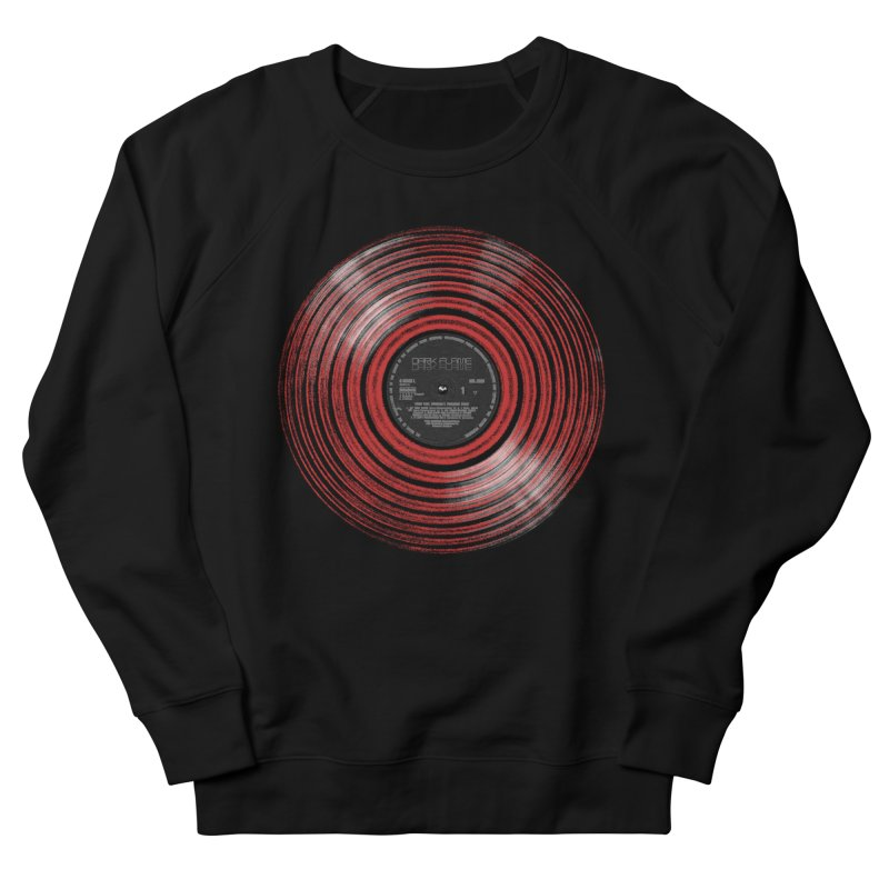 Dark Flame Vinyl Women's Sweatshirt by bulo
